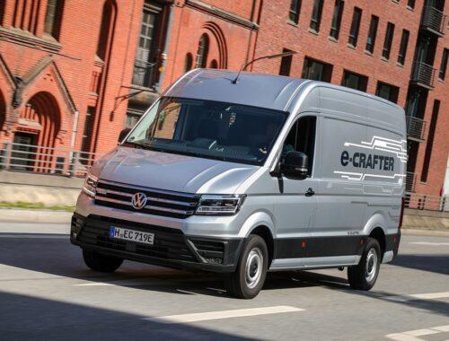 Volkswagen e-Crafter, έφτασε και στην Ελλάδα