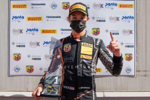 Τριπλή νίκη για τον Oliver Bearman στη Vallelunga