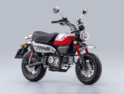Honda Monkey 125 22YM