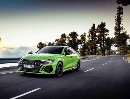 Νέο Audi RS 3