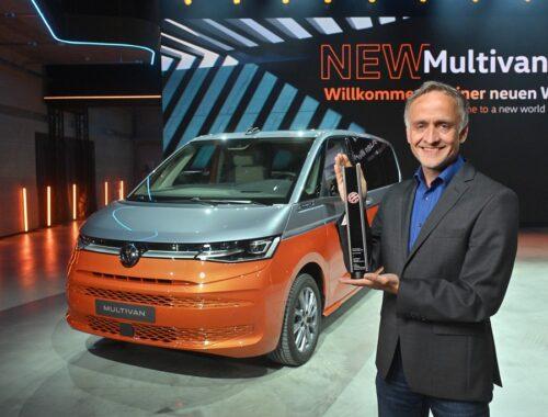 Βραβείο Red Dot για το νέο Volkswagen Multivan