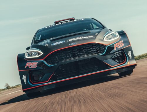 Δυναμική παρουσία της Ford στο Ράλλυ Ακρόπολις