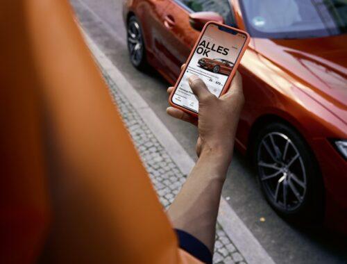 Νέες λειτουργίες για το My BMW App