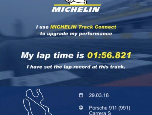 MICHELIN Track Connect