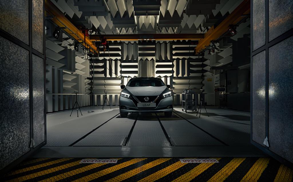 Nissan LEAF MY21 - Canto