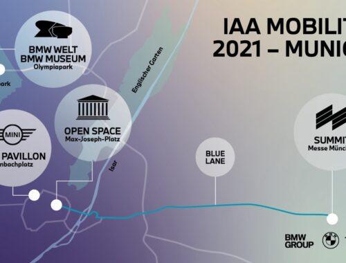 Η MINI παρούσα στην IAA Mobility 2021