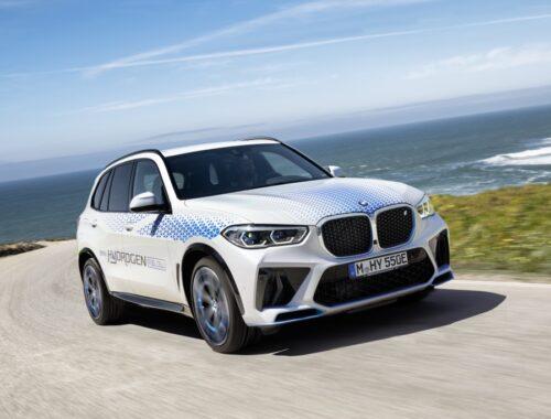 Η BMW iX5 Hydrogen αποκαλύπτεται σύντομα