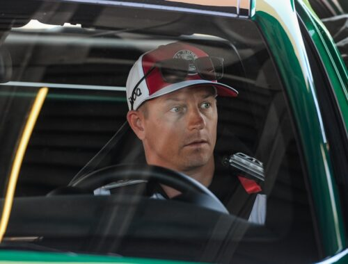Ο Κίμι Ραϊκόνεν αποχωρεί από την F1