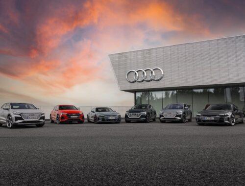Audi Vorsprung 2030
