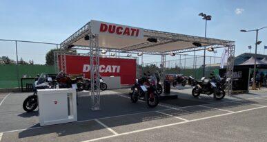 H Ducati συμμετείχε στο Motoshow & Electric Bikes Festival 2021