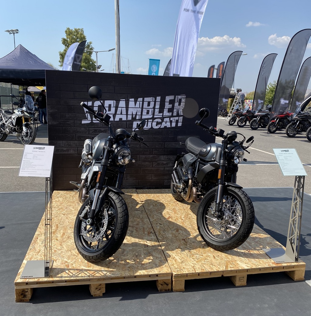 Ducati Motoshow 2021
