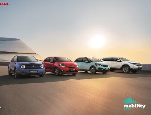 Honda - Mobility 2021