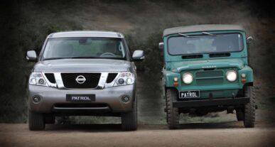 Το Nissan Patrol γιορτάζει τα 70 του χρόνια