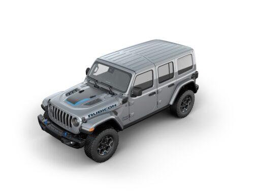 Νέο Jeep Wrangler 4xe Plug-in Hybrid