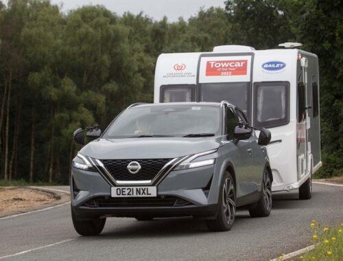 Νέα διάκριση για το ολοκαίνουριο Nissan Qashqai