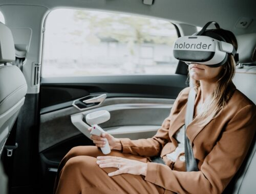 Holoride, ψυχαγωγία εικονικής πραγματικότητας από την Audi