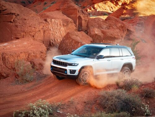 Νέο Jeep Grand Cherokee