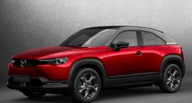 Η Mazda διευρύνει τη γκάμα των ευρωπαϊκών SUV της