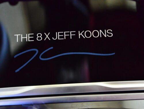 Ειδική έκδοση BMW με υπογραφή Jeff Koons